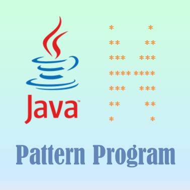Butterfly pattern program in java