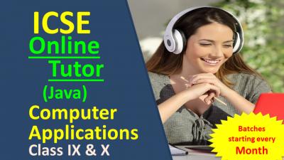 Online Classes Java