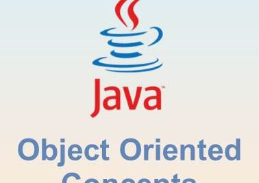 Java Object Oriented Concepts made easy